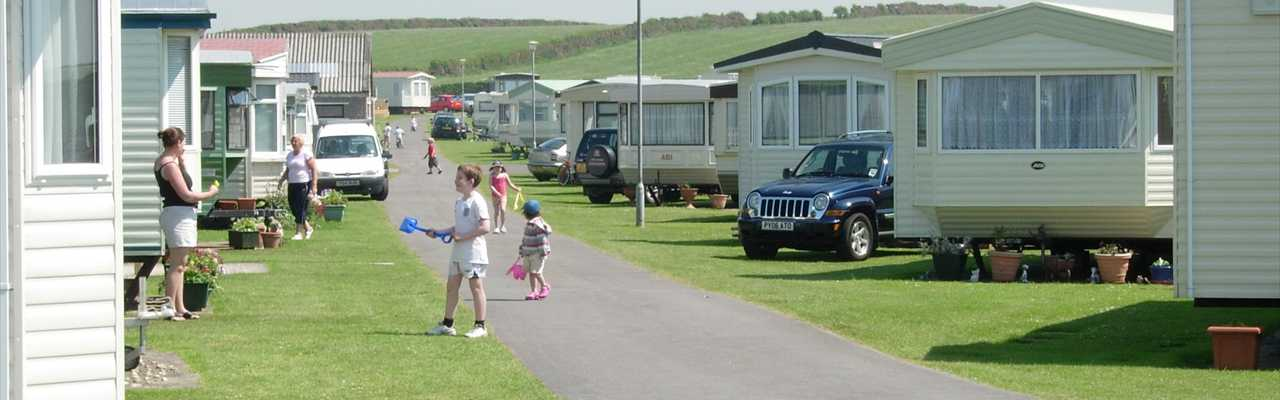Caravans for Sale - A Holiday Home of your own !